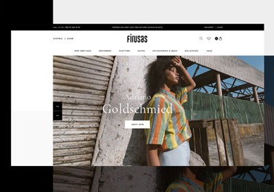 Fashion eCommerce Firusas